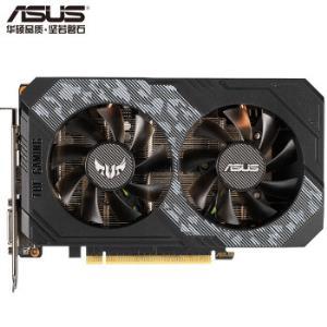 华硕(ASUS)TUF-GeForceRTX2060-O6G-GAMING14000MHz1365-1740MHz游戏电竞专业显卡6G 2699元