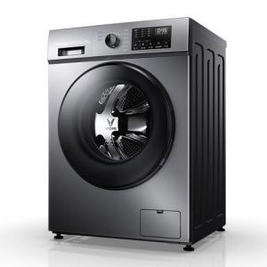 云米WD10SA10KG公斤全自动烘干家用滚筒洗烘一体洗衣机大容量1799元