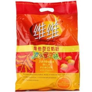 维维豆奶粉营养早餐速溶即食冲饮豆奶粉760g*9件158.56元(合17.62元/件)