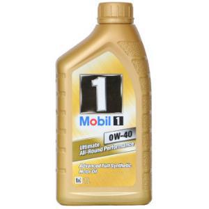 Mobil美孚金装美孚1号SN0W-40EP全合成机油1L*3件 205元(需用券,合68.33元/件)
