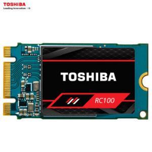 东芝(TOSHIBA)240GBSSD固态硬盘M.2接口(NVMe协议)RC100系列2242板型 339元