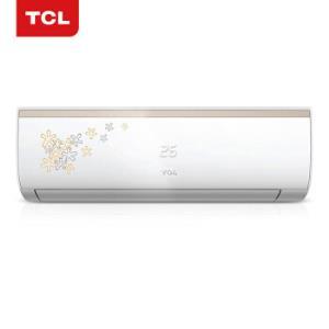 TCL正1.5匹定速冷暖空调挂机(时尚印花隐藏显示屏)(KFRd-35GW/FC23+)    1698元