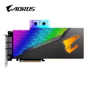 技嘉(GIGABYTE)AORUSGeForceRTX2080TiXTREMEWATERFORCEWB14140MHz352bitGDDR611G电竞游戏显卡13999元