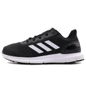 adidas阿迪达斯男子跑步系列COSMIC2跑步鞋B44880黑/白42码 279元