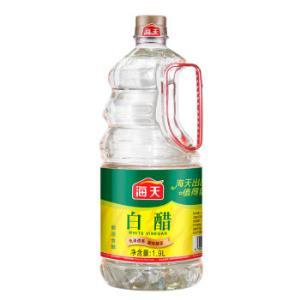 海天酿造白醋1.9L*4件
