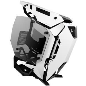 安钛克(Antec)魅影黑白中塔钢化玻璃侧透/3mm铝合金/CNC精密切割/14片可拆部件/水冷台式机游戏电脑机箱 2699元