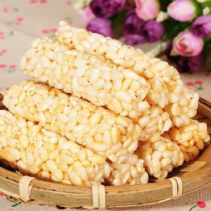 耶米熊珍珠米通粗粮膨化零食特产满嘴香大米棒320g*14件107.2元(合7.66元/件)