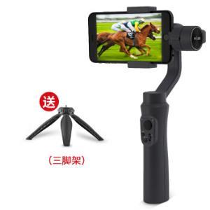 伟峰WEIFENGWI-300伟峰智能手持稳定器手机防抖三轴云台gopro视频拍摄影录像平衡陀螺仪 299元