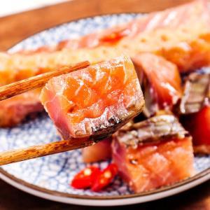 南创顶香坊湖北特产正宗腌制咸鱼腊鱼风干鱼500g*6件 150.5元(合25.08元/件)