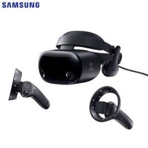 三星(SAMSUNG)玄龙MR+混合现实头戴装备智能3D头盔VR/MR游戏眼镜外接电脑版XE800ZBA-HC1CN3999元