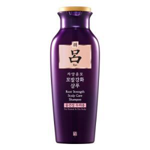 Ryo吕滋养韧发密集强韧洗发水单瓶200ml*3件 64元(合21.33元/件)