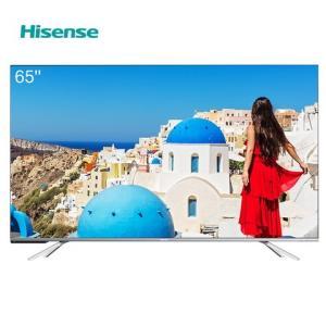 再降价:Hisense海信HZ65E5D65英寸4K超高清电视 3899元包邮(需用券)