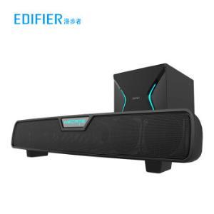 漫步者(EDIFIER)HECATEG7000DTS环绕声5.8G无线低音炮RGB灯电竞游戏蓝牙音箱桌面电脑电视音响回音壁1030元