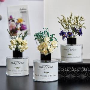 BOMAROLAN堡玛罗兰花瓶干花套装单套 9.9元
