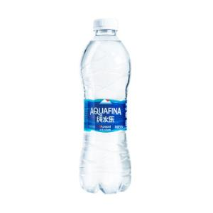纯水乐AQUAFINA饮用天然水饮用水550ml*12瓶整箱装百事可乐出品9.68元