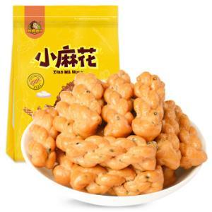 刺猬阿甘小麻花芝麻味220g*10件99元(合9.9元/件)