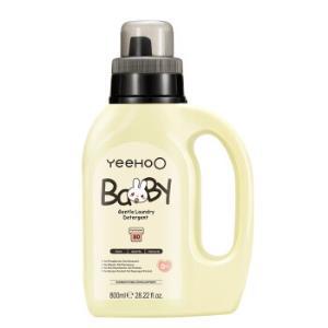 英氏婴儿洗衣液婴幼儿宝宝专用去渍新生儿童天然皂液正品29元