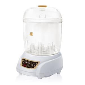 小白熊(SnowBear)婴儿奶瓶蒸汽消毒器带烘干宝宝消毒锅HL-0681 209元