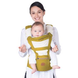 bébéar抱抱熊C11多功能婴儿背带*3件 283.5元(合94.5元/件)