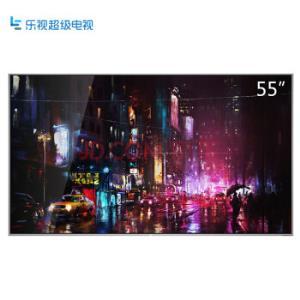 Letv乐视超4X5555英寸4K液晶电视 2849元