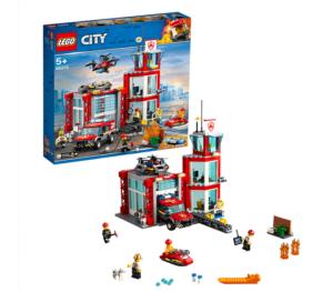 LEGO乐高City城市系列60215城市消防局 301.15元