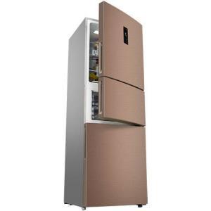 Meiling美菱BCD-255WP3CX255升三门冰箱