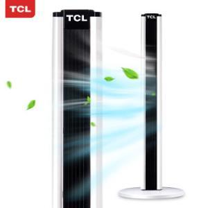 TCL电风扇塔扇无叶风扇落地扇空气循环便携机械款TFZ10-19CD139元