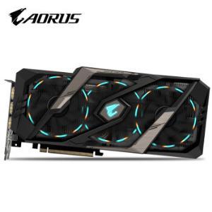 GIGABYTE技嘉AORUSGeForceRTX2080XTREME8G显卡5849元