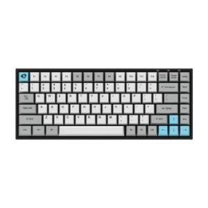 AKKO3084蓝牙双模机械键盘Cherry樱桃轴多设备笔记本键盘IPAD键盘84键茶轴自营 369元
