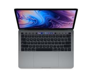 Apple苹果2019新款MacBookPro13.3英寸笔记本电脑(i5、8GB、512GB、TouchBar) 12988元