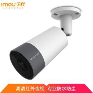 大华乐橙智能wifi监控摄像头TF1C6mm防水防尘家用摄像头高清30米超远红外夜视手机远程实时监控器*3件396.99元(合132.33元/件)