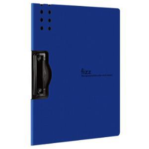 飞兹(fizz)文件夹A4板夹横式加厚款/彩色档案夹/办公用品深蓝A6380*5件 35元(合7元/件)