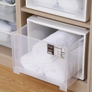 禧天龙Citylong单层大号抽屉式透明收纳柜环保塑料储物柜可叠加组合收纳箱比格5127*3件+凑单品189.5元(合63.17元/件)