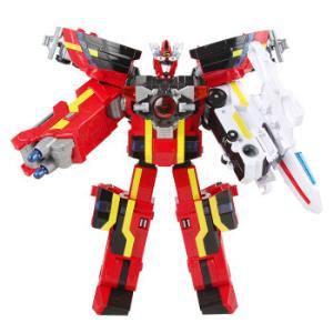 奥迪双钻(AULDEY)巨神战击队3机器人系列-豪华版冲锋战击王538310*2件 186.2元(合93.1元/件)
