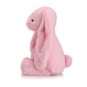 GLOBALBOWENBEAR柏文熊邦尼兔毛绒玩具公仔粉色57cm*4件 234元(合58.5元/件)