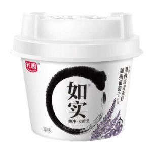 光明如实奇亚籽葡萄干发酵乳酸奶135g*3杯*12件 155.1元(合12.93元/件)