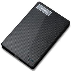 Newsmy纽曼小清风240GSSD固态移动硬盘风雅黑 209元