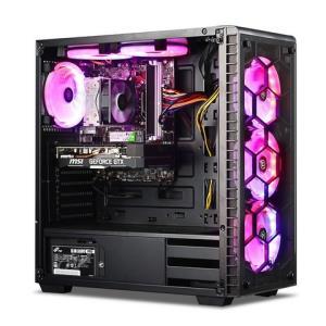宁美国度N3N-466台式组装机(i5-9400F、8GB、256GB、GTX16606G)3499元