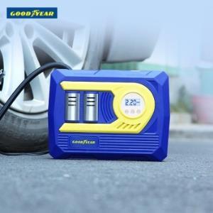 固特异GoodyearGY-2582双缸车载充气泵168元