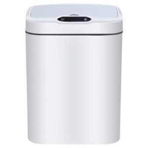 快乐猫(KLM)自动感应智能垃圾桶带盖轻触卫生桶15LGB301*3件335.76元(合111.92元/件)