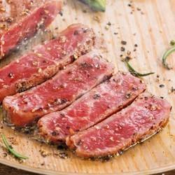 雪菲澳洲嫩肩牛排150g(1-2片)*12件 168.2元(双重优惠)