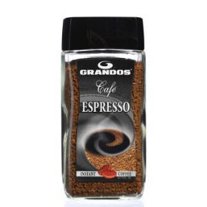 GRANDOS格兰特比利时特浓黑咖啡100g*5件 169.5元(合33.9元/件)