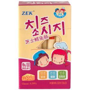 ZEK芝士鳕鱼肠300g*2件    49.2元(合24.6元/件)