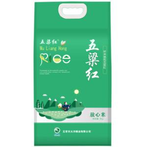 五粱红东北五常稻花香2号放心米5kg+凑单品    46.53元