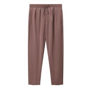 MAXWIN马威19173247011女式针织九分裤59元(需用券)