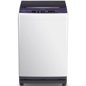TCL9公斤全自动波轮洗衣机浸泡洗一键脱水四重智控10程序洗涤预约洗XQB90-1578NS848元