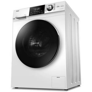 Haier/海尔洗衣机10公斤直驱变频智能全自动滚筒洗衣机EG10014BD959WU1 3399元