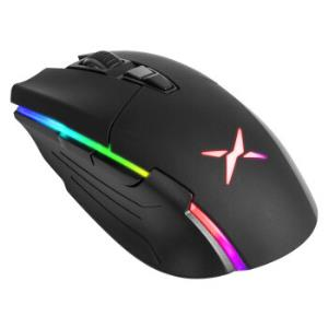 DeLUX多彩M522GL双模游戏鼠标黑色 159元