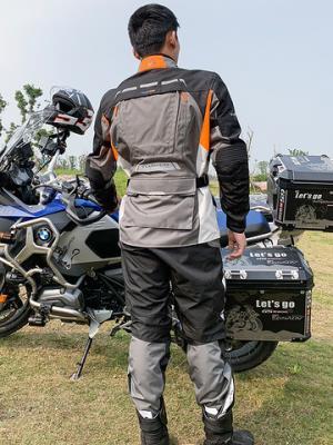 tuareg图阿雷格摩托车骑行服男套装骑士服装拉力服赛车服机车服衣 940元(需用券)