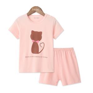梦幻娃儿童纯棉短袖套装80-120cm 16.8元(需用券)